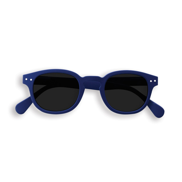 Izipizi: Sun Junior Collection C - Navy Blue