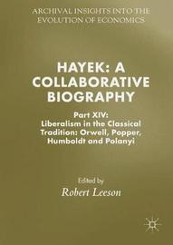 Hayek: A Collaborative Biography