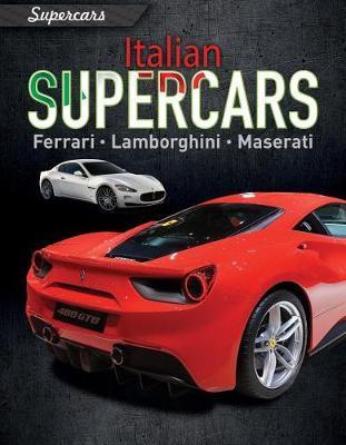 Italian Supercars by Paul Mason