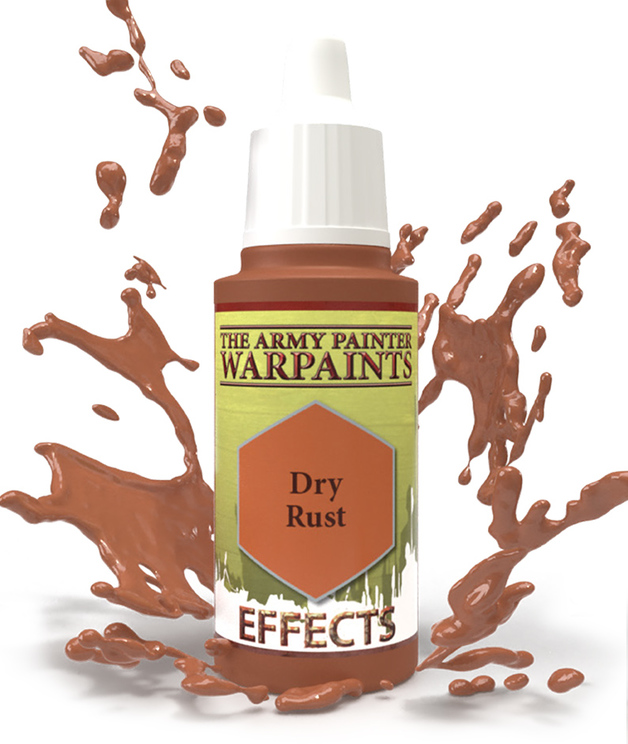 Army Painter: Warpaints - Dry Rust