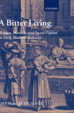 A Bitter Living by Sheilagh Ogilvie