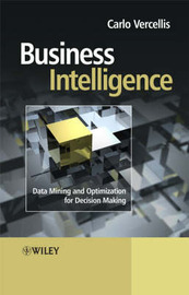 Business Intelligence by Carlo Vercellis image
