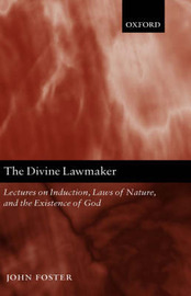 The Divine Lawmaker by John Foster image