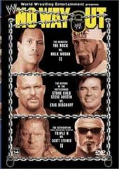 WWE - No Way Out 2003 on DVD