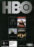 HBO Starter Box Set - Game of Thrones / Boardwalk Empire / The Newsroom / The Sopranos DVD