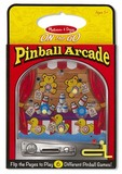 Melissa & Doug: Pinball Arcade On the Go Travel Activity Book