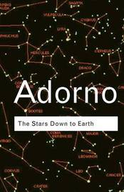 The Stars Down to Earth by Theodor Adorno image