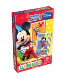 Disney Mickey Mouse Happy Families Card Game