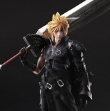Final Fantasy AC Play Arts Kai Cloud Strife Action Figure