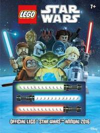 Official LEGO Star Wars Annual
