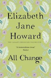 All Change by Elizabeth Jane Howard