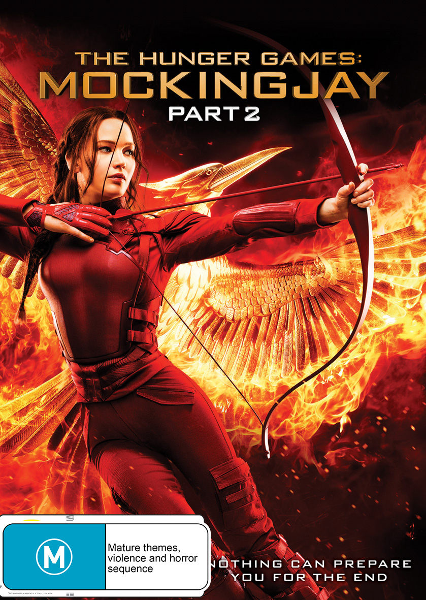 The Hunger Games: Mockingjay - Part 2 on DVD image