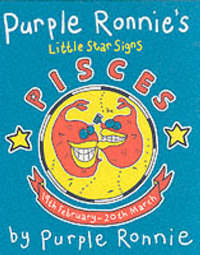 Purple Ronnie's Star Signs:Pisces by Purple Ronnie image