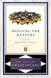 Measure for Measure by William Shakespeare image