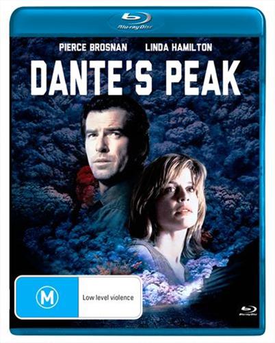 Dante's Peak on Blu-ray