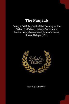 The Punjaub by Henry Steinbach