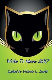 Write to Meow 2017 by Victoria L Scott image