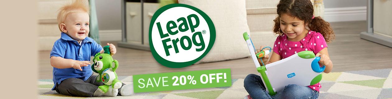 LeapFrog promo