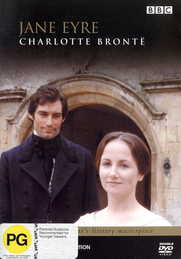 Jane Eyre (2 Disc Set) on DVD image