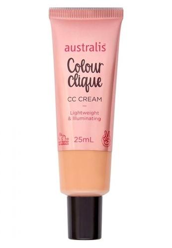 Australis: Colour Clique Correcting Cream - Medium