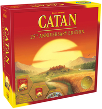 Catan: 25th Anniversary Edition image