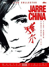 Jean Michel Jarre - Jarre In China (2 Disc Set) on DVD