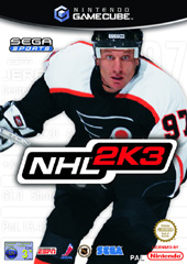 NHL 2K3 for GameCube