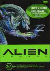 Alien Legacy Box Set on DVD