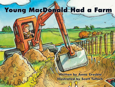Young Macdonald Had A Farm by Anna Crosbie image