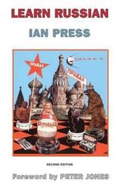 Learn Russian by Ian Press image