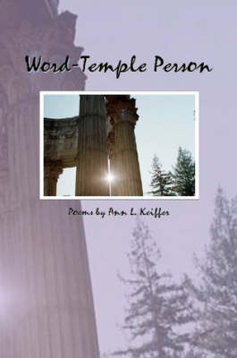 Word-Temple Person by Ann Keiffer