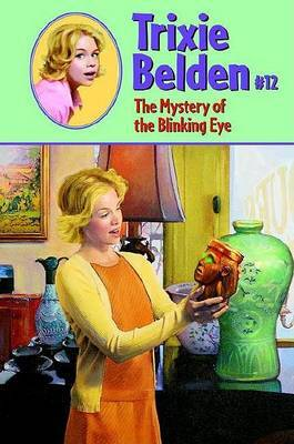 The Mystery of the Blinking Eye: No.12: Myst Blinking by Kathryn Kenny image