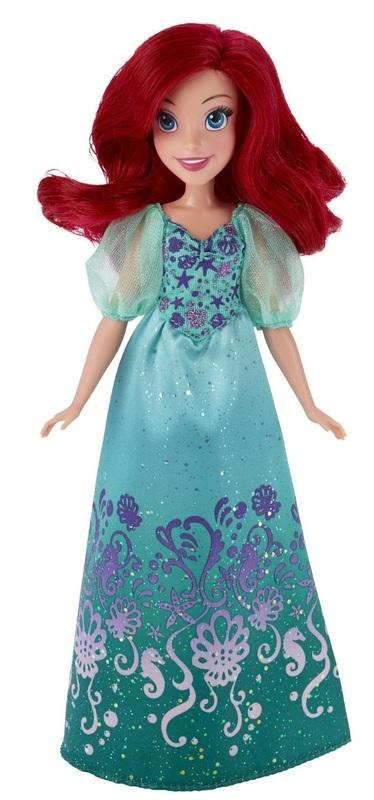 Disney Princess: Royal Shimmer Ariel Doll