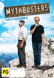 MythBusters: Season 9 DVD