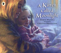 A Kitten Called Moonlight by Martin Waddell image