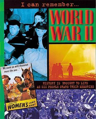 World War II by Sally Hewitt image