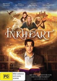 Inkheart on DVD