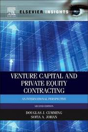 Venture Capital and Private Equity Contracting, Second Edition by Douglas J. Cumming