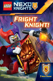 LEGO Nexo Knights: Fright Night! by Scholastic