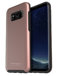 OtterBox: Symmetry Case - For Galaxy S8+ (Pink Gold)