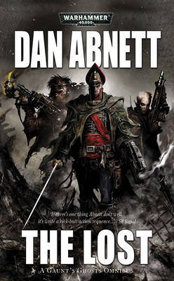 Warhammer: The Lost Omnibus (Gaunt's Ghosts) by Dan Abnett image