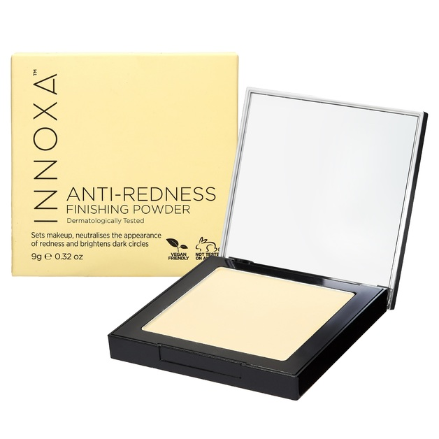 Innoxa Anti-Redness Finishing Powder