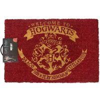 Harry Potter: Welcome To Hogwarts Door Mat