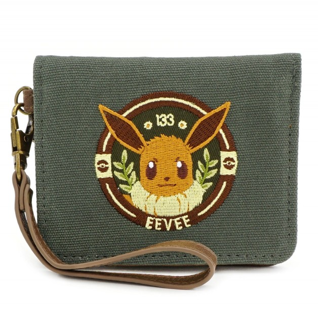 Loungefly: Pokemon - Eevee Badge Purse