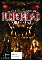 Pumpkinhead Ashes to Ashes  on DVD