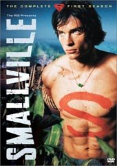 Smallville - The Complete 1st Season (6 Disc Set) on DVD
