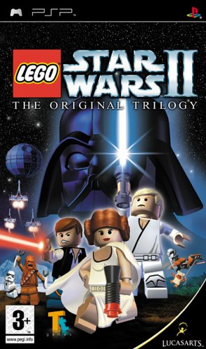 LEGO Star Wars II: The Original Trilogy for PSP image