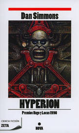 Hyperion by Dan Simmons image