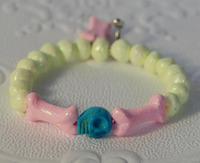 Baby Yellow Charm Bracelet