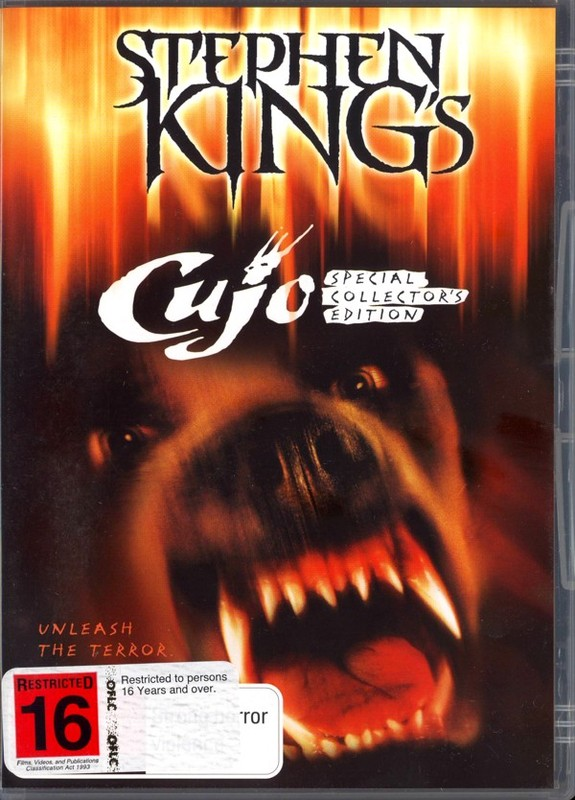 Cujo (Stephen King's) - Special Collector's Edition on DVD